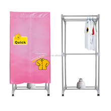 H-806F Stainless steel Wardrobe foldable cloth hanger dryer