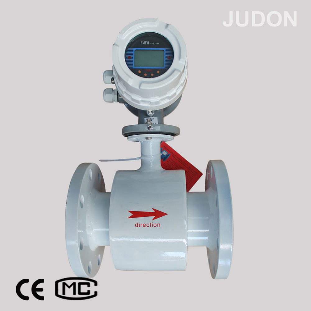 Tap Water Flow Meter Liquid Control Flow Meter Fire Pump Flow Meter