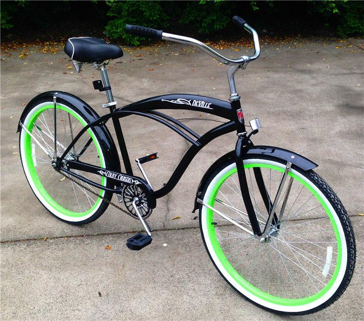herren beach cruiser fahrrad erwachsene beach cruiser. Black Bedroom Furniture Sets. Home Design Ideas
