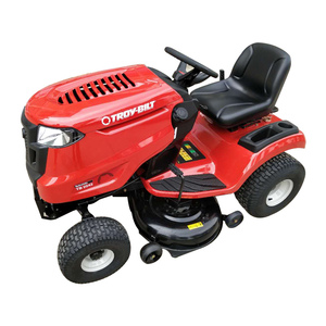 Riding lawn mower ride-on lawn mower tractor