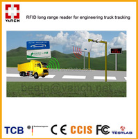 RFID vehicle access control system/ car parking for LED light