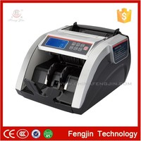 Mixed Denomination Counter machine for detecting fake money