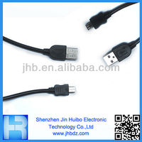 2013 New Arrival Factory Price Prime Quality in History Sync&Charging Micro USB Cable for Blackberry Z10 by Jin Huibo