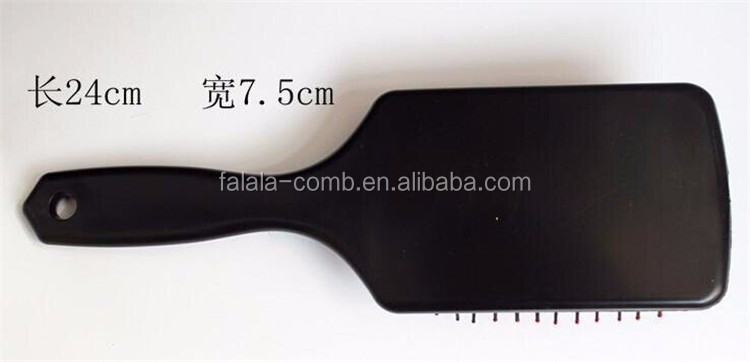 OEM hairdressing combs bulk hair combs paddle combs