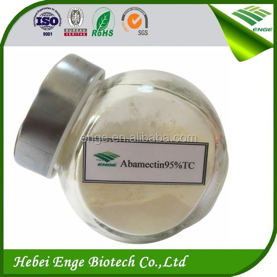 Systemic insecticide Abamectin 95%TC