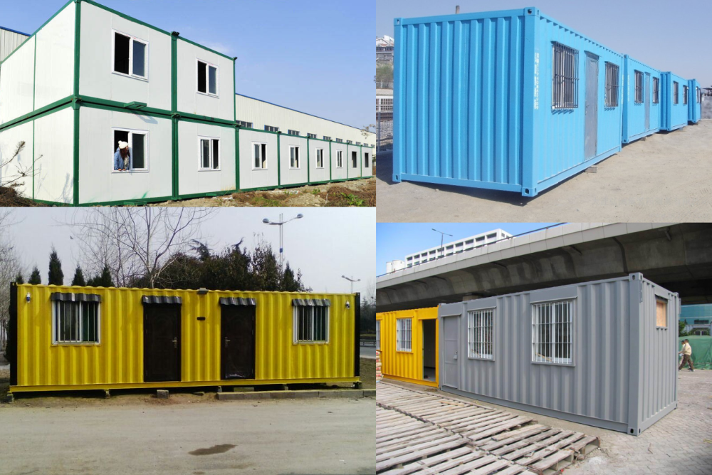 Low Maintenance Tiny Houses Comfortable Container Homes