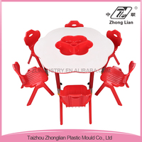 Kindergarten Kids School Children Cheap Price Round Baby Desk