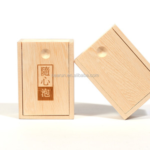 High Quality Custom Pine Mdf Small Unfinished Wooden Gift Boxes Wholesale Bulk Small Wooden Boxes