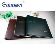 Self Adhesive Photo album Leather Album Picture Album