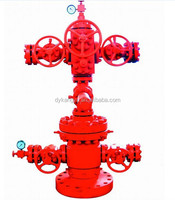 Hot sale ! API 6A wellhead equipment and christmas tree oilfield equipment china supplier