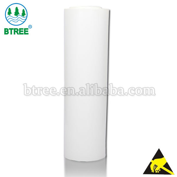 Btree PS Plastic Sheet For Electronic Tray
