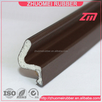Q-Lon door seals for aluminium door