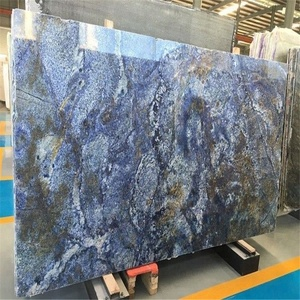 Sodalite blue granite price for slabs and tiles polished