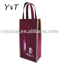 Nonwoven Wine bottle bag