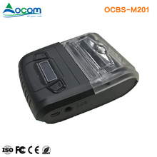 OCBP-M201: 58mm Mini Handheld Portable Bluetooth Thermal Label Printer For Laptop