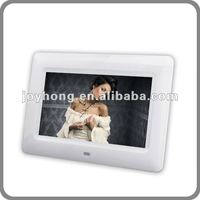 7 inch cheap photo frame Single Function