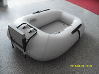 Chinese manufacturer safe and strong inflatable Boat, inflatable fishing boat with different size