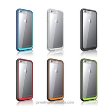 2016 hot selling factory prices TPU+PC case for iphone 6 6s 6s plus 6 plus, for supcase cover