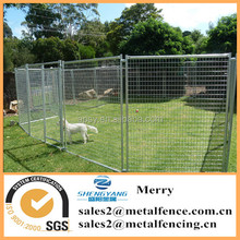6mX6mLarge Pet Enclosure Dog kennel Run Animal Fencing Sheep Chook Goat fence
