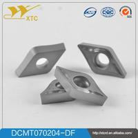 High abrasion good insulation cutting tools for cermet inserts dcmt070204
