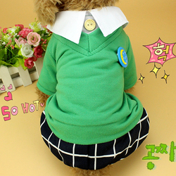 Cheap Chinese Handmade Dog Clothes Dog Suit
