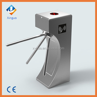 High quality manual rfid security automatic barrier gate access control