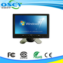 China HDMI Input Touch 7 Inch LCD Monitor, touch screen monitor for pc