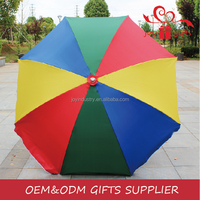 J1045 Cool Fan Golf Umbrella,custom logo beach umbrella