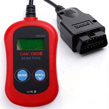 MS300 Autel MaxiScan BUS Code Reader Car OBD2 Scanner CAN Diagnostic Tool