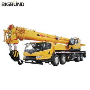 QY50KA Official Manufacturer Hydraulic 50 Ton Mobile Truck Mounted Crane