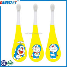 Best gifts for children carton daily toothbrush with replaceable toothbrush head disposable
