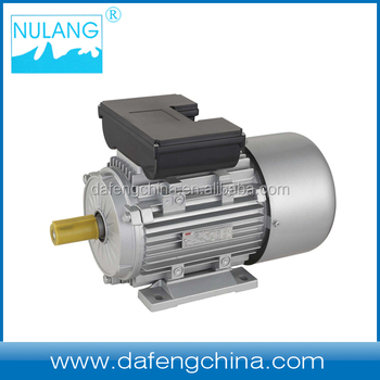 Single phase electric motor high efficiency YC YL series