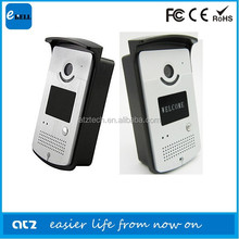 mobile phone doorbell watches with wifi night vision IR 3M motion detection alarm