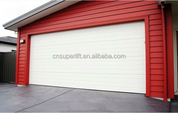 [771]Waterproof Garage Door