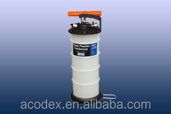 4L Manual and Pneumatic Fluid Extractor