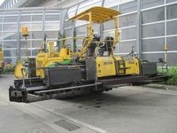 USED ASPHALT FINISHER SUMITOMO HA60W 5 <SOLD OUT>