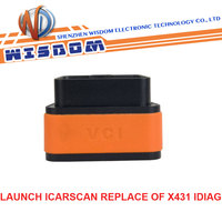 Launch iCarScan Replace of Launch X431 iDiag Anriod Launch X431 Auto Diag Scanner Contain 5 Brand Vehicle Software