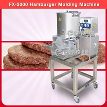 FX-2000 Hamburger Meat Pie Making Machine Patty Making Machine with 304 stainless steel