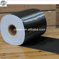 China top supplier manufacturer concrete carbon fiber cloth,12K ud carbon fiber fabric with low price in the market