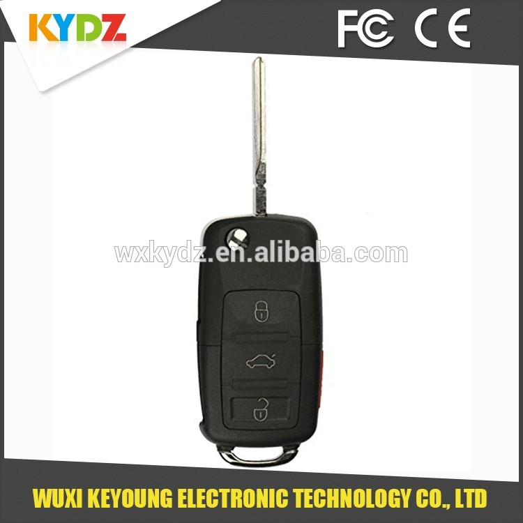 2002-2009 HL01J0959753AM with low price remote car key locator for Volkswagen /Beetle