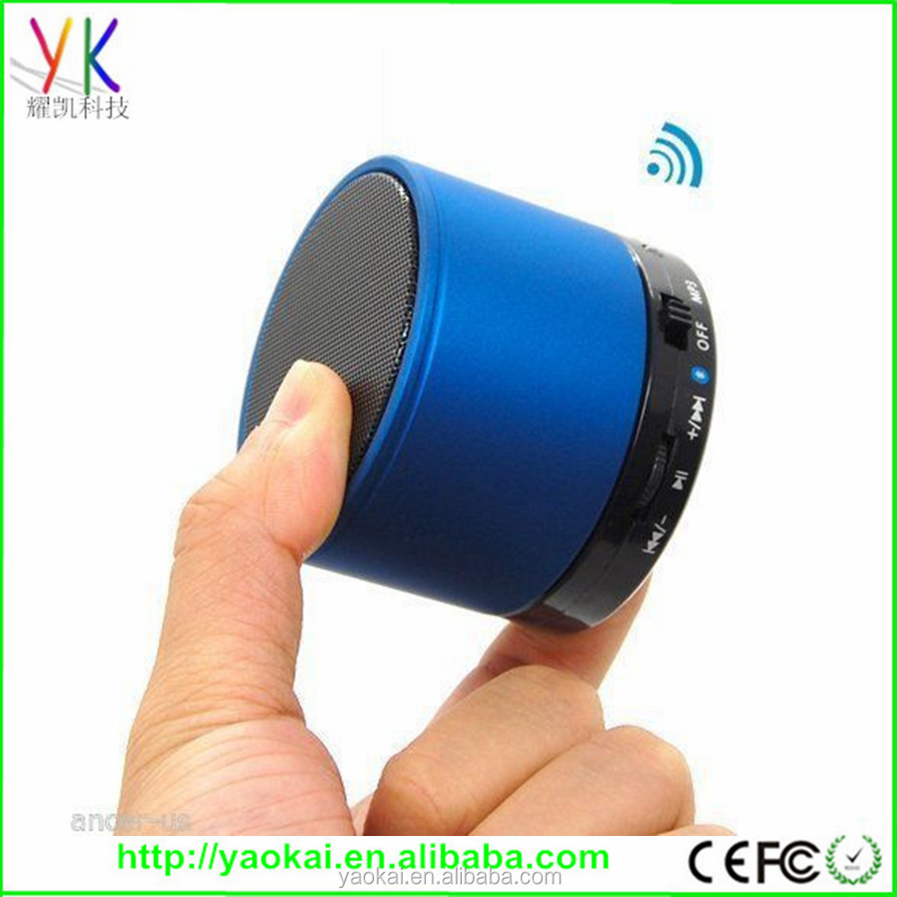 Rechargeable Battery Cheap wireless custom logo bluetooth speaker S10 for home theater