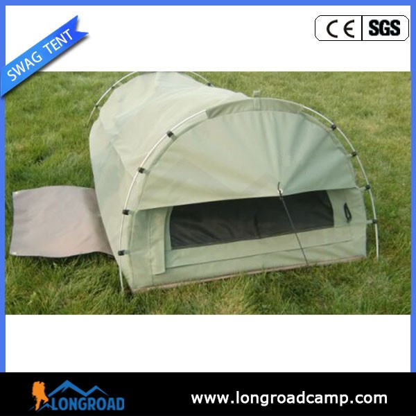 King Size Single Swag Camping Swags Canvas Tent Deluxe Extra Large