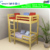 wooden bunk bed for children folding bed