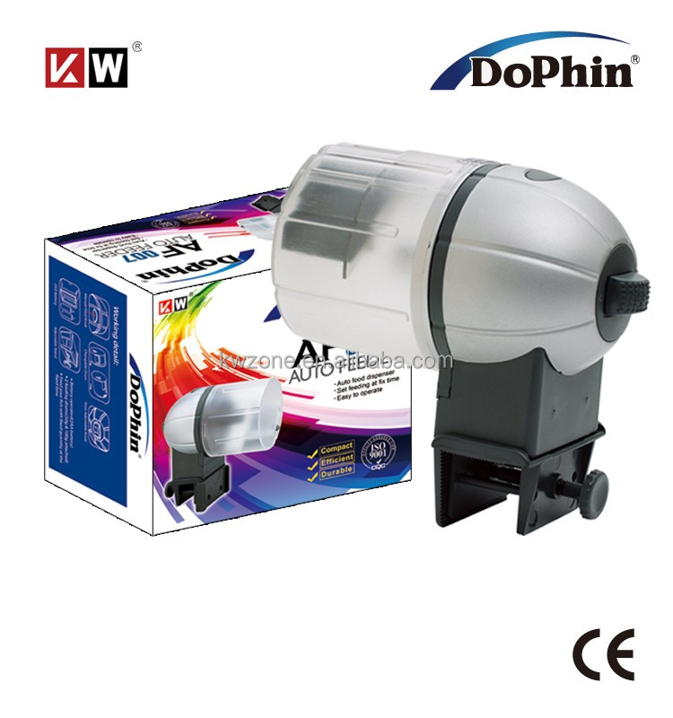 DoPhin Automatic fish food Feeder Timer in Aquarium & Accessories with Battery