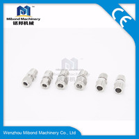 China high Quality Stainless Steel Compression fitting union connector/Gas connector
