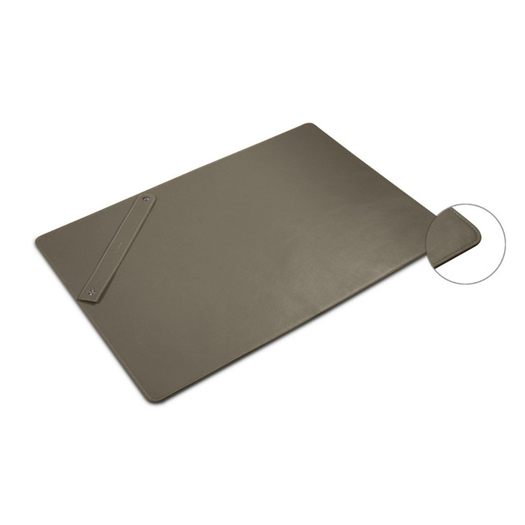 High quality PU faux leather desk arm pad, PU office desk pad