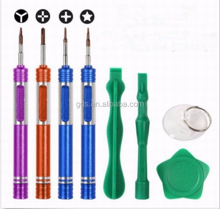 Opening Suction Cup Pry Spudger Screwdriver Repair Tools <strong>Kit</strong> For iPhone 7