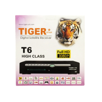 Tiger T6 High Class Digital Satellite Receiver Software Download
