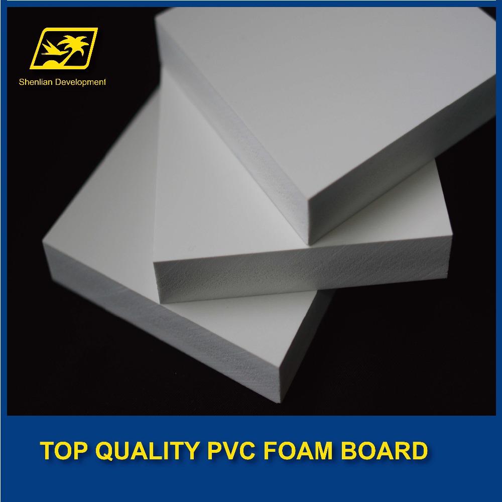 Hot Sale 4x8 Ft Factory Price White Rigid Pvc Celuka Foam