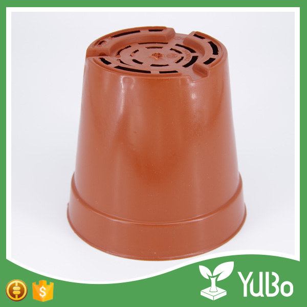 Wholesale Good Quality Home Decorative Plastic Flower Pot For Garden Nursery